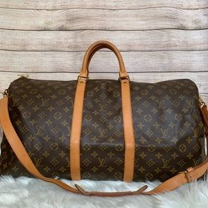 ❇️FINAL PRICE DROP❇️ Keepall 55 Bandouliere